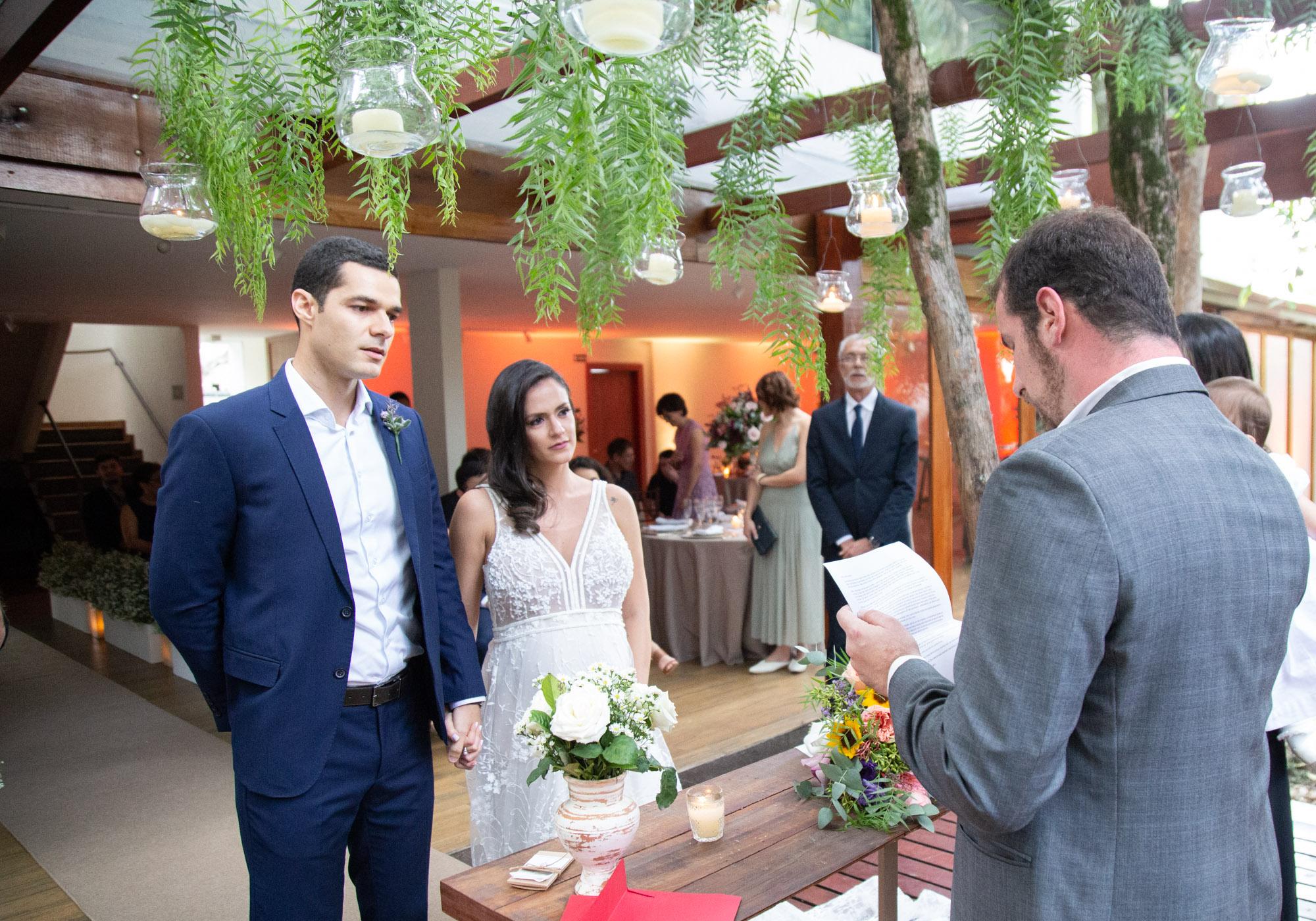 Como fazer a lista de convidados de um mini wedding?