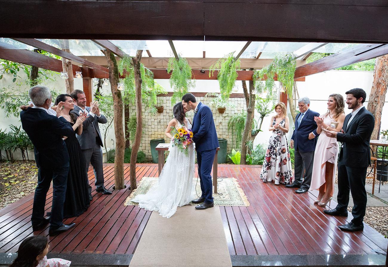 Onde fazer um mini wedding ao ar livre em São Paulo?