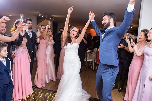 4 tradições de casamento modernas!