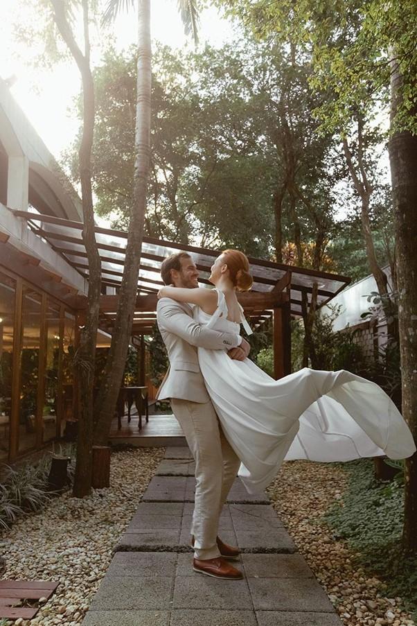 5 motivos para fazer um casamento ao ar livre