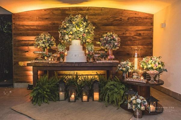 Como fazer um mini wedding rústico lindo